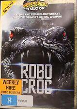 Robo Croc (DVD, 2013) Region 4