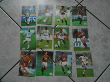 figurina cards-TOP CALCIO 2000-tematica ROMA-con FRANCESCO TOTTI-cm.8x12