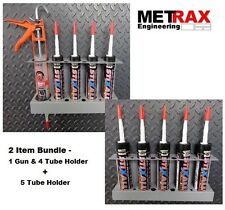 2x Gun & Tube Holders  / Mastic Silicone Sealant holders Van Storage - OFFER