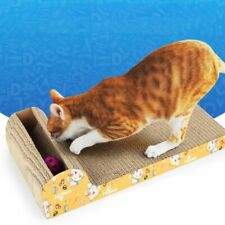 New listing Cat Scratching Posts With Catnip Scratching Posts Durable Cat Toy Scratch Board
