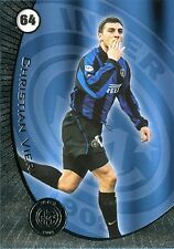 Figurina INTER CARDS 2000 DS n. 64 CHRISTIAN VIERI