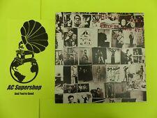 "The Rolling Stones exile on main street - 2 LP - LP Record Vinyl Album 12"""