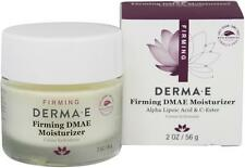 Firming DMAE Moisturizer with Alpha Lipoic Acid and C-Ester, Derma E, 2 oz