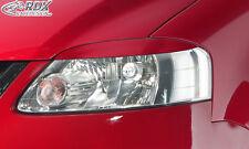 RDX Scheinwerferblenden VW Fox Böser Blick Blenden Spoiler Tuning
