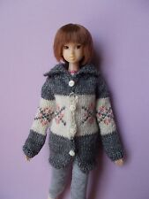 outfit cardigan available for momoko,pullip,fashion royalty, barbie, blythe...