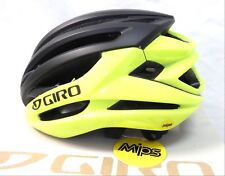 Giro Syntax MIPS Matte Highlight Yellow Matte Black Large