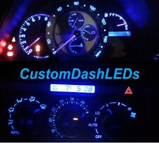 ROYAL BLUE Full Dash Kit LEXUS Is200 Is300 Led Altezza Cluster CustomDashLEDs