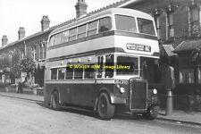 rp12089 - Birmingham Bus - JOJ 203 to Bearwood - photograph