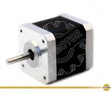 DE Free 5PCS Nema17 Schrittmotor 1.5A 40mm 4Leads 0.5Nm D-Shaft Φ5mm Bipolar