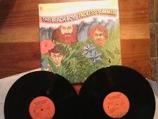 "THE BEACH BOYS LP ""Endless Summer""  2 records, gatefold, VG to VG+ condition"