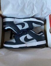 Nike Dunk Low Wolf Grey Georgetown - EU 41 US8 - *NEU&OVP* 🚚✅