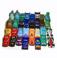 2017 Mattel Disney Pixar Cars Color Changers Mcqueen & Hudson Toy Car 1:55 Loose