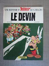 Astérix Le Devin UDERZO & GOSCINNY éd Dargaud Edition Originale 1972