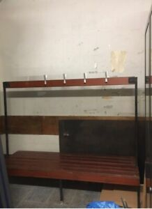 Vintage Style Changing Room Bench