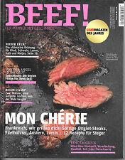 BEEF! Mon Chérie Nr. 33 Ausgabe 3/ 2016 Neuwertig