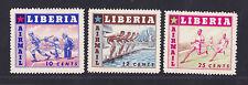 LIBERIA AERIENS N°  86 à 88 ** MNH Neufs sans charnière, TB (LOT1049)