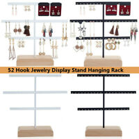 52 Hooks Jewellery Display Stand / Tall Display Stand / Earrings Holder / Studs