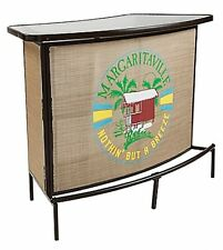 Margaritaville Outdoor Sling Bar Brown patio deck party furniture home decor