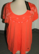 Neu NAPAPIJRI T- Shirt, Gr L, orange, super