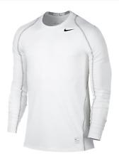 Mens Nike Long Sleeve Dri-Fit Training Shirts