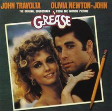 GREASE CD - ORIGINAL 1978 MOTION PICTURE SOUNDTRACK (1991) - NEW UNOPENED