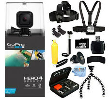 GoPro HERO4 Session With 13 Piece Everything You Need Bundle!! New Release!!
