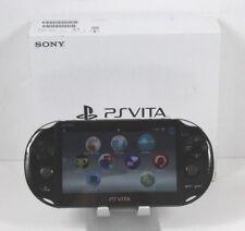 Sony Playstation Vita PS PCH-2016 Konsole WiFi Schwarz -  vom Händler #0201