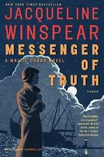 Maisie Dobbs Novels: Messenger of Truth 4 by Jacqueline Winspear (2007,...