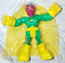 """PlaySkool Heroes MARVEL'S VISION 2.5"""" Figure Marvel Super Hero Squad Avengers"""