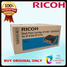 New & Original Ricoh 407009 Black Toner Cartridge Aficio SP 4100N 4110N 4210 15K