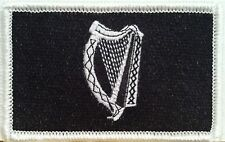 IRISH Flag Patch With VELCRO® Brand Fastener Military Tactical Emblem #8