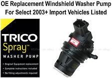 Windshield / Wiper Washer Fluid Pump - Trico Spray 11-612