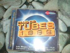 CD - PLUS DE TUBES 1999 - Fun Radio - 20 titres -