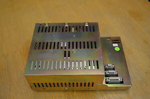 Melco Embroidery Machine EMT10T Phase 2 or F1 Power Supply