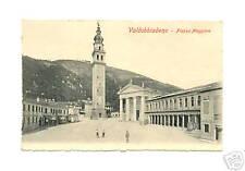 VALDOBBIADENE - PIAZZA MAGGIORE (TREVISO)
