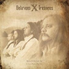 Delirium X Tremens - Belo Dunum, Echoes From the Past CD 2013 digipack