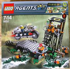 LEGO agents mission 2 chasse dans le Marais (8632) NEUF & OVP