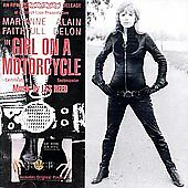 Girl on a Motorcycle by Les Reed (CD, Feb-2000, RPM)