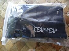 Gearwear Black Running Belt Workout Waist Bag Pack New