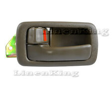 DHE145 For 92-96 Toyota Camery Interior Left Front or Back Door Handle DarkBrown