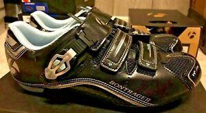 Bontrager Race DLX Road WSD Womens Black Shoes - Size 42 / US 10.5 - 425111