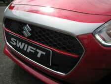 SUZUKI SWIFT, NEW Type 06/2017>, FRONT GUARD, ONLY FROM HERE, Crystal Silver,NEW