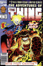 ADVENTURES OF THE THING (1992 Series) #2 NEWSSTAND Fine Comics Book