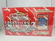 Yugioh Legendary Collection 2 The Duel Academy Years Gameboard Ed Factory Sealed