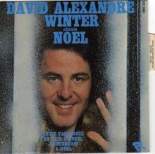 DAVID ALEXANDRE WINTER CHANTE NOËL FRENCH ORIG EP CHRISTIAN GAUBERT