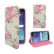 Étuis, housses et coques etuis portefeuilles roses Samsung Galaxy J pour téléphone mobile et assistant personnel (PDA)