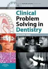 Clinical Problem Solving In Dentistry 3rd Int'l Edition