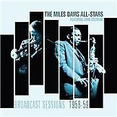 MILES DAVIS ALL STARS  BROADCAST SESSIONS 1958-59 ACROBAT CD'08 + J.COLTRANE NEW