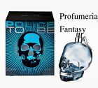 POLICE PROFUMI TO BE (OR NOT TO BE) EAU DE TOILETTE ML.75 SPRAY FOR MAN