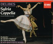 Delibes: Coppelia / Jean Baptiste Mari - CD